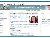 Hanne Stegmann Mikkelsen – Autoriseret psykolog