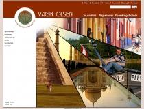 Vagn Olsen – journalist, rejseleder og foredragsholder