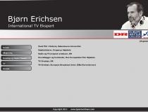 Bjørn Erichsen – International TV ekspert